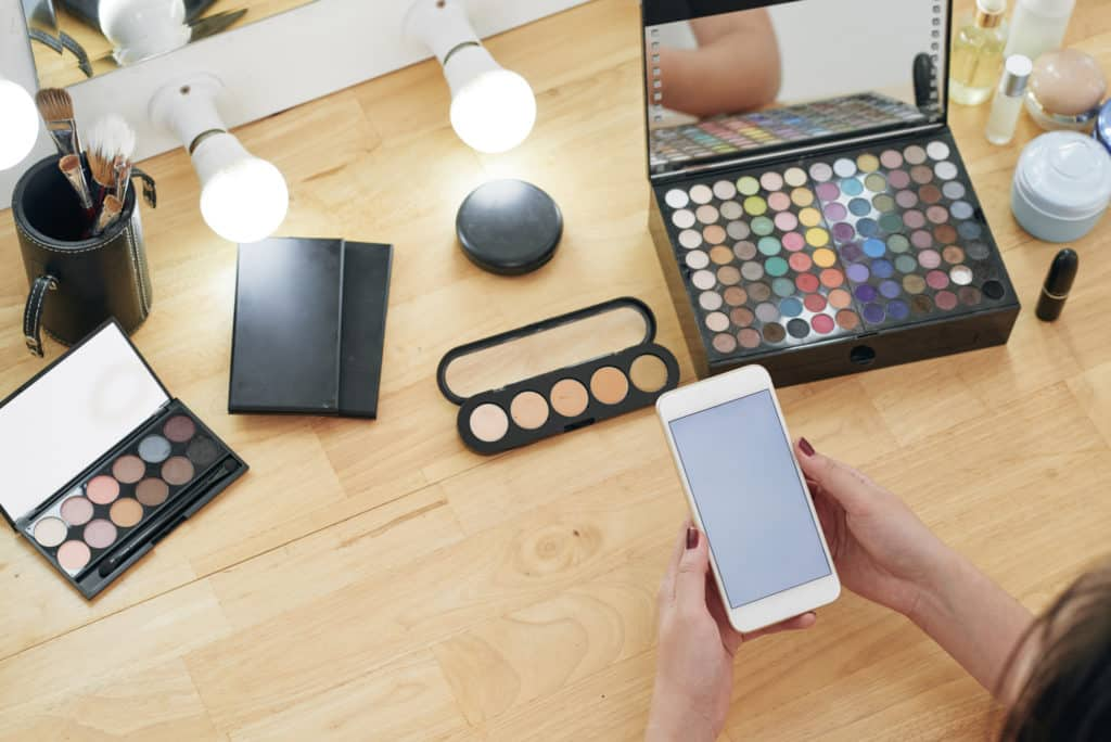 Social Media in the Beauty Industry
