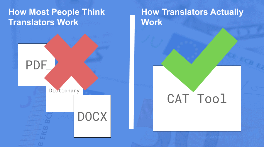 how translators actually work